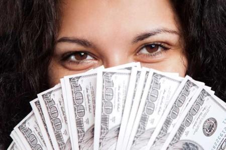 Les cougars et l'argent